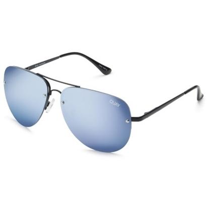Picture of Quay Muse Sunglasses - Black/Purple
