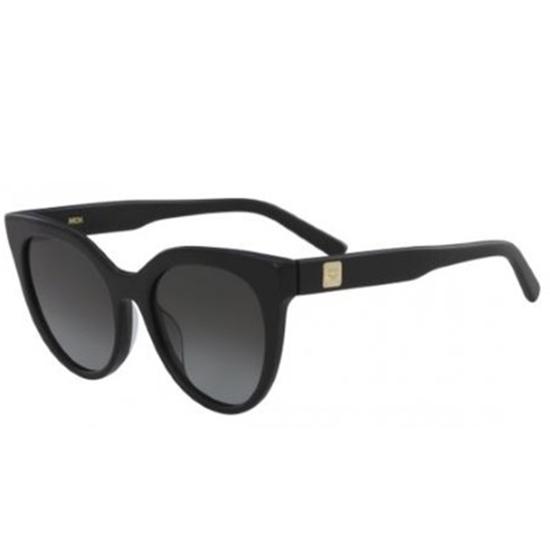 81d1a86468 MileagePlus Merchandise Awards. MCM Ladies  Cat Eye Sunglasses - Black