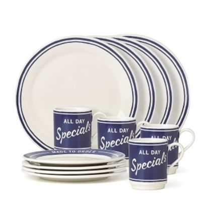 Picture of Kate Spade All in Good Taste Order's Up 12-Piece Set