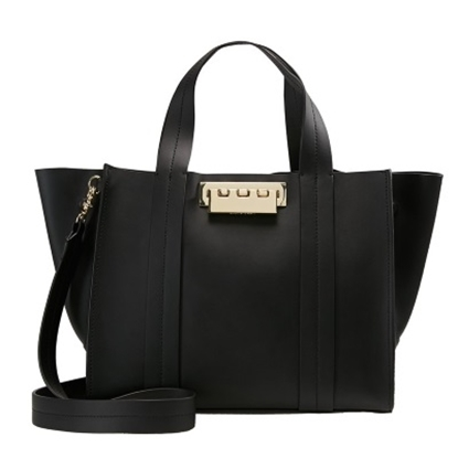 Picture of Zac Posen Eartha Iconic Small Shopper - Black