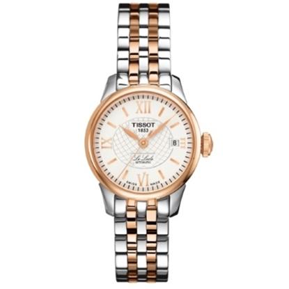Picture of Tissot Le Locle Auto Two-Tone Ladies Watch