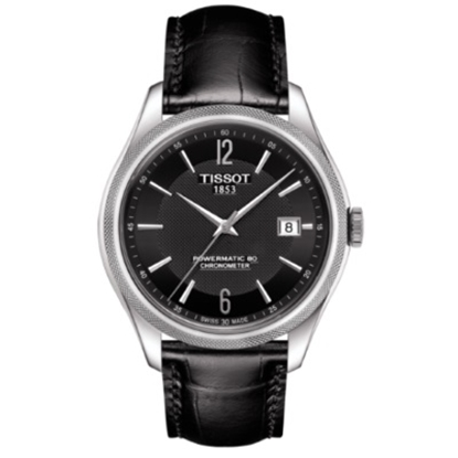 Picture of Tissot Ballade Powermatic 80 COSC - Index Dial/Stainless Steel