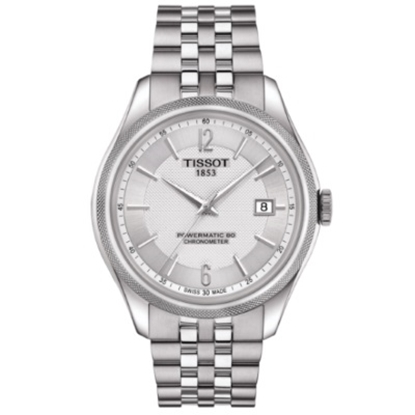 Picture of Tissot Ballade Powermatic 80 COSC - Stainless Steel