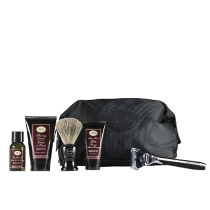 Picture of The Art of Shaving Travel Kit with Bag - Sandalwood