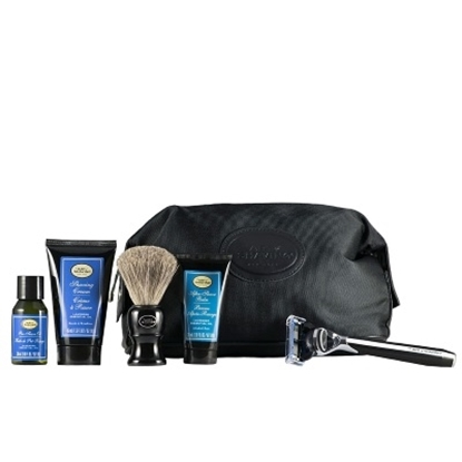 Picture of The Art of Shaving Travel Kit with Bag - Lavender