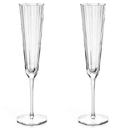 Picture of Ralph Lauren Isabel Champagne Flutes - Set of 2