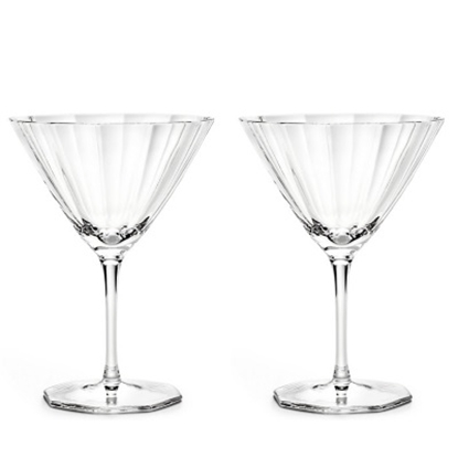 Picture of Ralph Lauren Isabel Martini Glasses - Set of 2