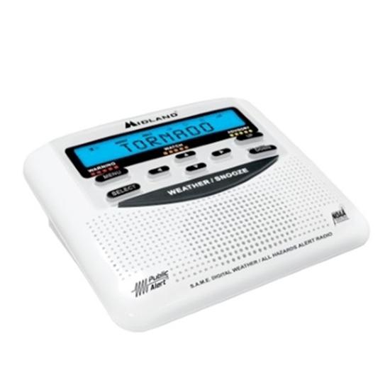 Picture of Midland® NOAA Weather Alert Radio