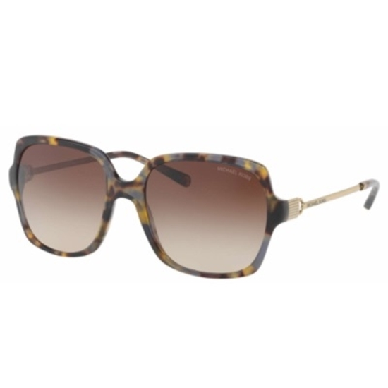 Picture of Michael Kors Bia Sunglasses - Tortoise Frame/Brown Gradient