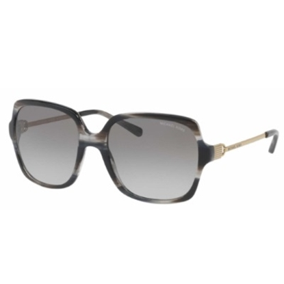 Picture of Michael Kors Bia Sunglasses - Black Frame/Grey Gradient Lens