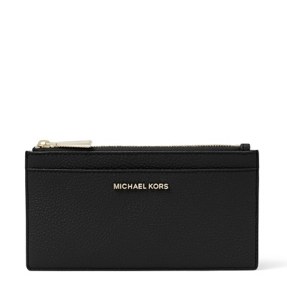 Picture of Michael Kors Large Slim Card Case - Black