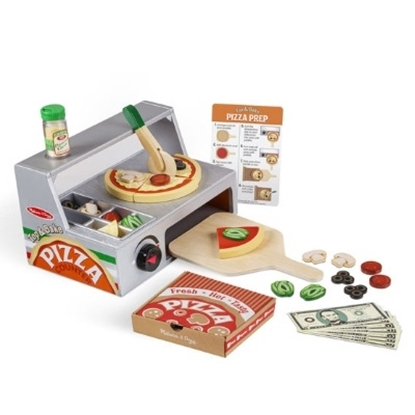 Picture of Melissa & Doug® Top & Bake Pizza Counter