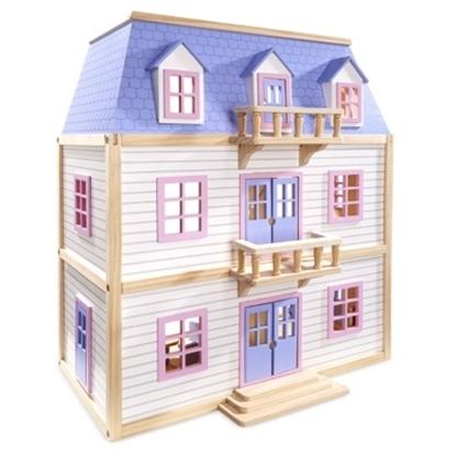 Picture of Melissa & Doug® Multi-Level Dollhouse