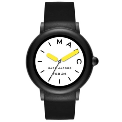 Picture of Marc Jacobs Riley Athena 2 Black Band Touchscreen Smartwatch