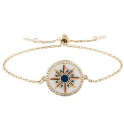 Picture of Lulu DK 14K Gold-Plated Brass Keep Going Bracelet