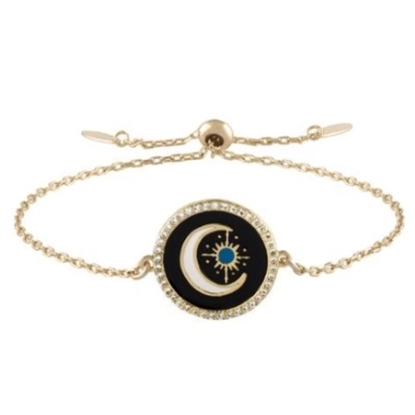 Picture of Lulu DK 14K Gold-Plated Follow Your Dreams Bracelet