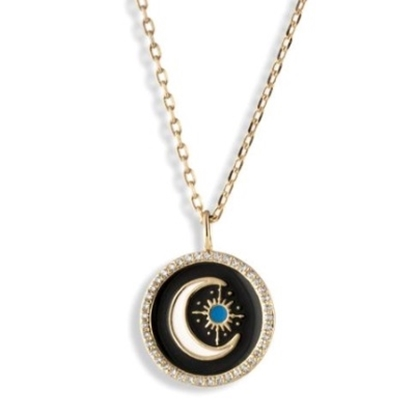Picture of Lulu DK 14K Gold-Plated Follow Your Dreams Necklace