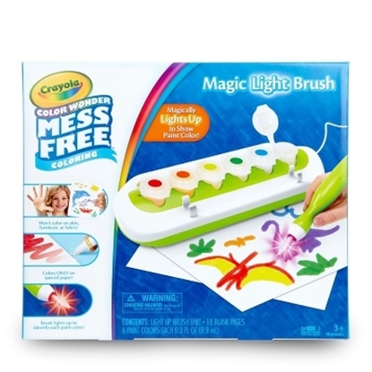 Picture of Crayola® Color Wonder Magic Light Brush