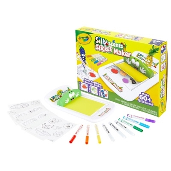 Picture of Crayola® Silly Scents Sticker Maker