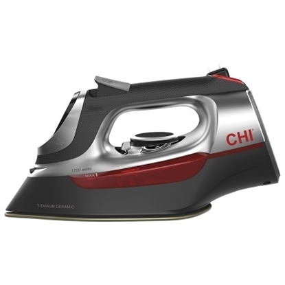 Picture of CHI Professional Iron with 400 Steam Holes & Retractable Cord