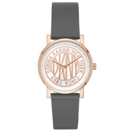 2b7465d175b MileagePlus Merchandise Awards. DKNY Ladies  Soho Rose Gold-Tone ...