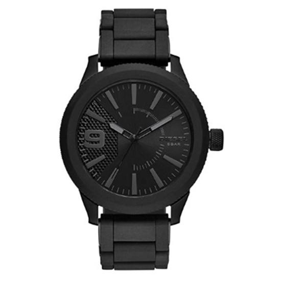 Picture of Diesel Rasp NSBB Black-Tone Stainless Steel Watch
