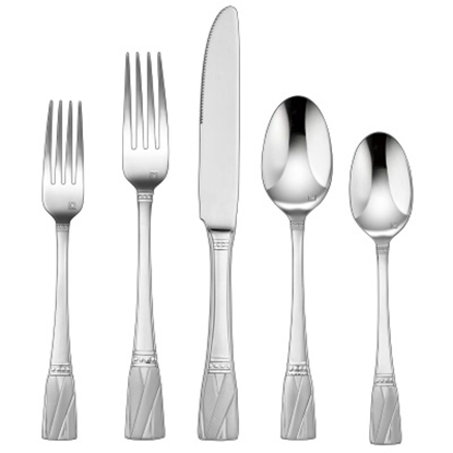 Picture of Cuisinart® Rannee 20-Piece Flatware Set