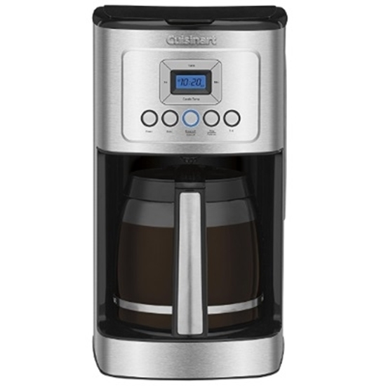 Picture of Cuisinart® 14-Cup Programmable Coffeemaker - Stainless