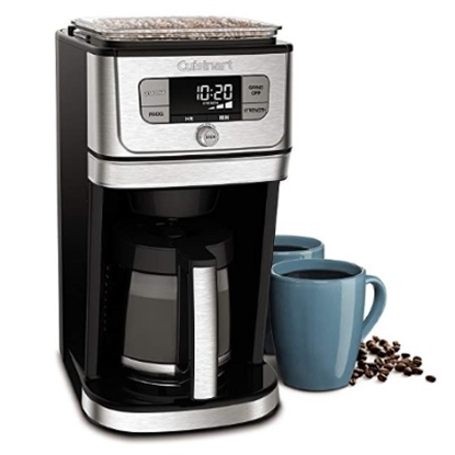 Picture of Cuisinart® Burr Grind & Brew 12-Cup Coffeemaker