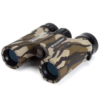 Picture of Celestron® Gamekeeper 10x25 Waterproof Camo Roof Binocular