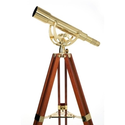 Picture of Celestron® Ambassador 50 Brass Telescope