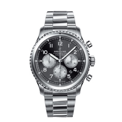 Picture of Breitling Navitimer 8 B01 Chrono 43 Steel with Black Dial