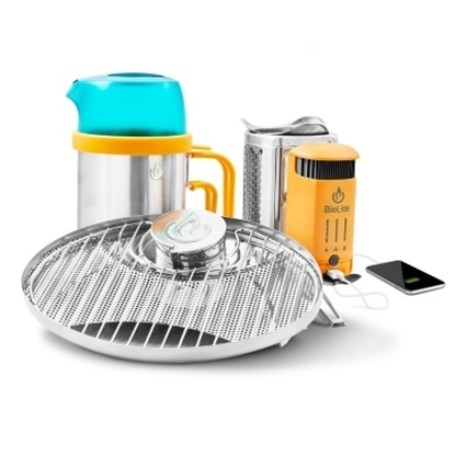 Picture of BioLite CampStove 2 with CoffeePress Bundle