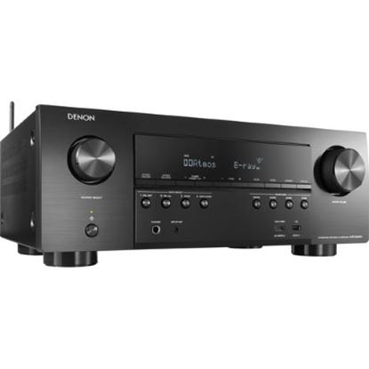 Picture of Denon 7.2-Channel 4K Ultra HD AV Receiver - Black