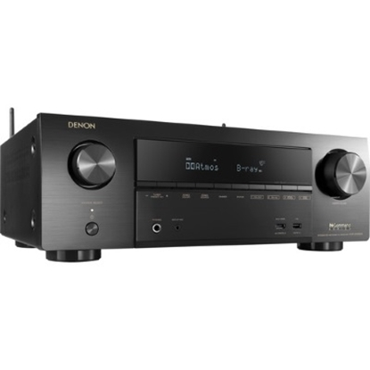 Picture of Denon 7.2-Channel Network AV Receiver - Black