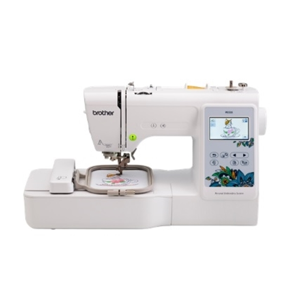 MileagePlus Merchandise Awards Brother Computerized Embroidery Beauteous Embroidery Sewing Machine Computerized