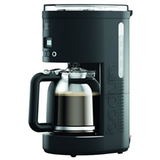 Picture of Bodum 12-Cup Programmable Coffee Maker - Black