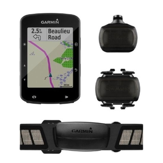 Picture of Garmin Edge® 520 Plus Sensor Bundle Cycling Comp