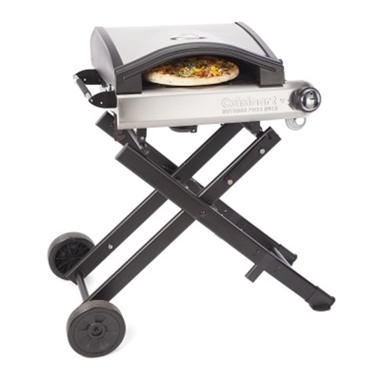 Picture of Cuisinart® Alfrescamore Outdoor Oven with Stand