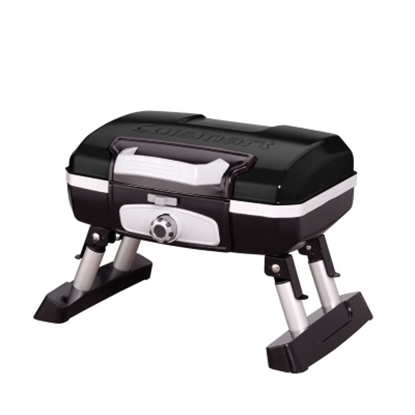 Picture of Cuisinart® Petit Gourmet Tabletop Gas Grill - Black