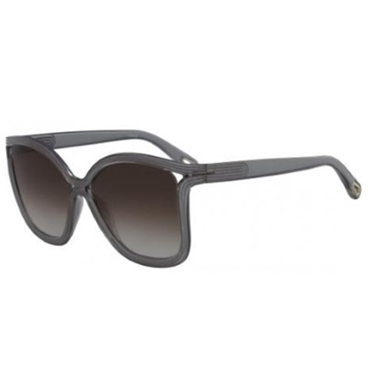 Picture of Chloe Square Sunglasses - Grey