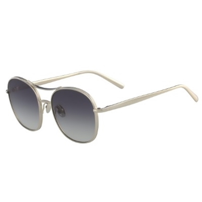 Picture of Chloe Nola Sunglasses - Gold/Blue