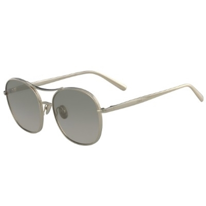 Picture of Chloe Nola Sunglasses - Gold/Brown