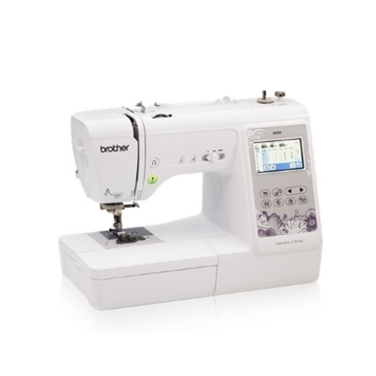 MileagePlus Merchandise Awards Brother Computerized Sewing Delectable Brother Sewing And Embroidery Machine