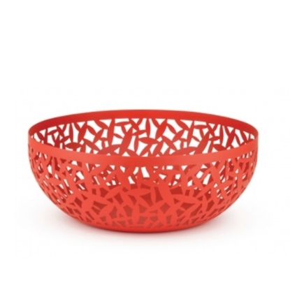 Picture of Alessi Cactus Fruit Bowl - Red