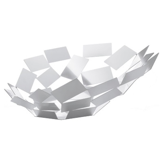 Picture of Alessi Centerpiece Squares - White