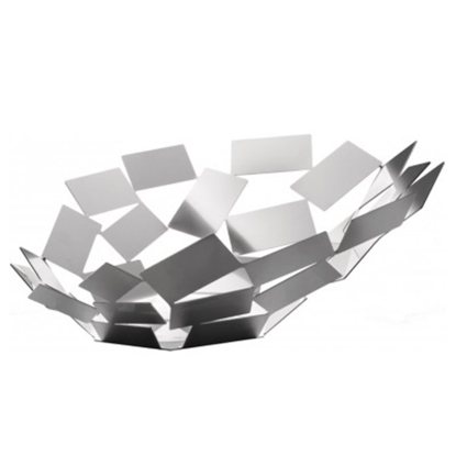 Picture of Alessi Centerpiece Squares - Chrome