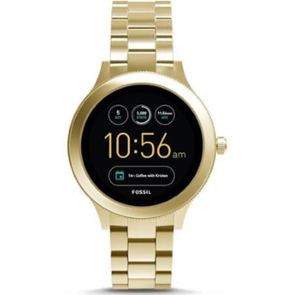 Picture of Fossil Q Venture Gold-Tone Stainless Steel Gen 3 Smartwatch