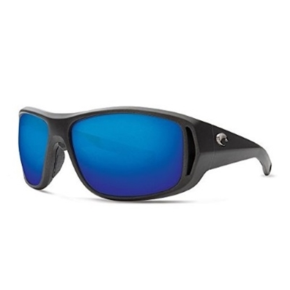Picture of Costa Montauk Steel Grey Sunglasses with Blue Mirror Lens
