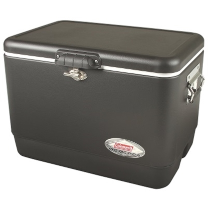Picture of Coleman® 54-Qt. Stainless Steel Entertainment Cooler